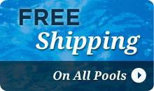 Free Shipping on Above Ground Pools