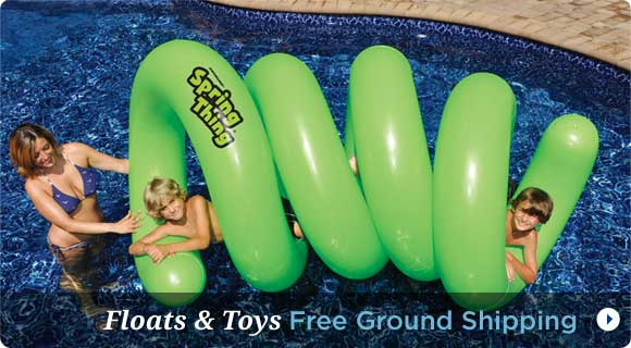 Pool Floats and Toys