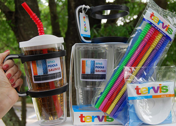 Free Tervis with Pool Purchase