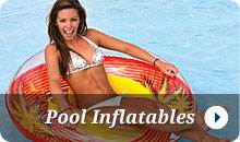 Pool Loungers, Inflatable Tubes