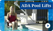 Buy ADA Approved Pool Lifts for sale