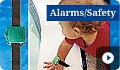Pool Alarms and Safety Items