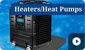 Buy Pool Heaters & Heat Pumps on sale